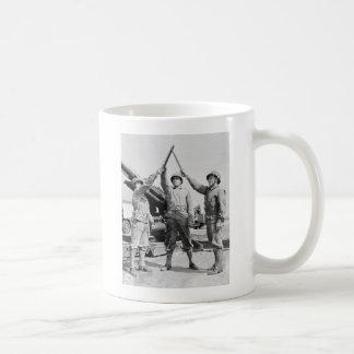 Greek-American Soldiers, 1943 Classic White Coffee Mug