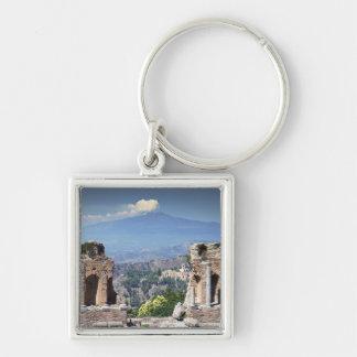 Greek Amphitheatre 2 Key Chains