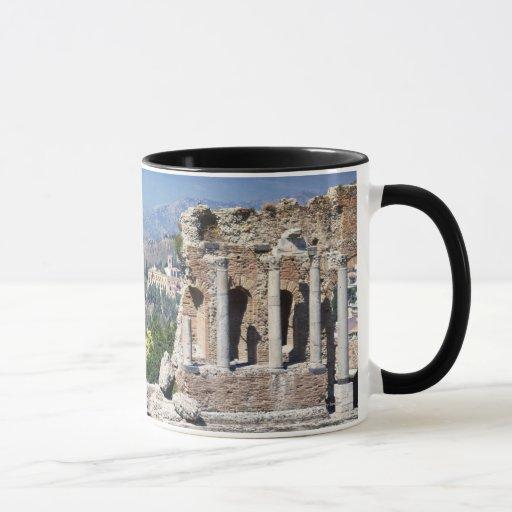 Greek Amphitheatre 2 Mug