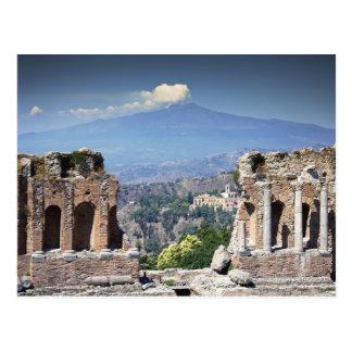 Greek Amphitheatre 2 Postcard