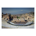 Greek Amphitheatre 2 Poster