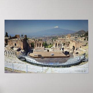 Greek Amphitheatre 2 Print