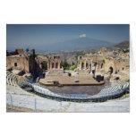 Greek Amphitheatre 3 Card