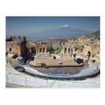 Greek Amphitheatre 3 Postcard