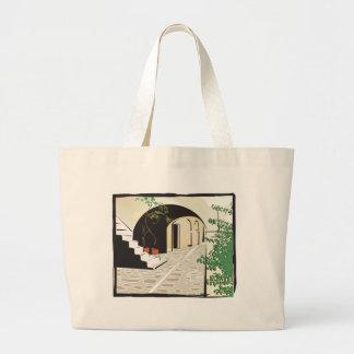Greek Archway Tote Bag