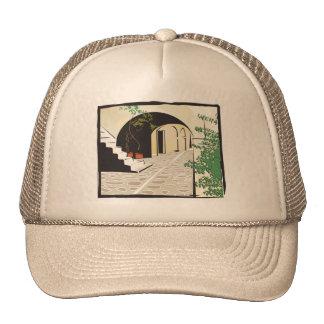 Greek Archway Trucker Hat