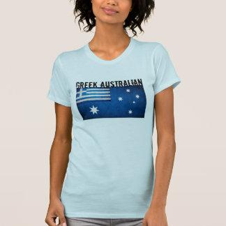 Greek Australian Tee Shirts