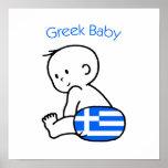 Greek Baby Print