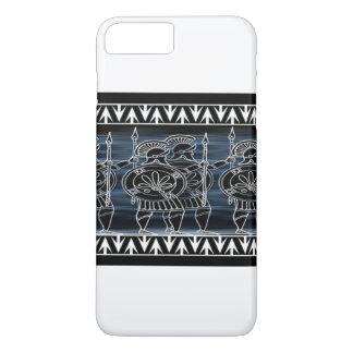 Greek Black Figure Troop iPhone 7 Plus Case