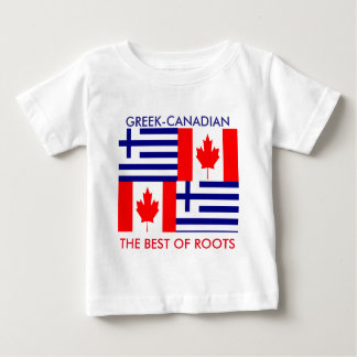 GREEK-CANADIAN BABY T-Shirt