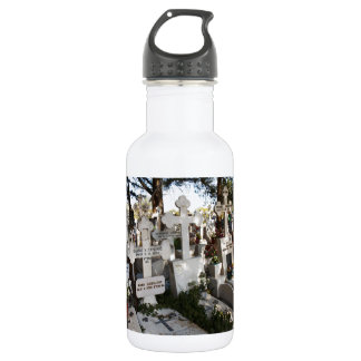 Greek Cemetery Water Bottle