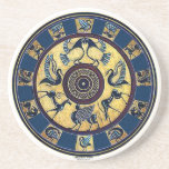 "Greek Coaster<br><div class=""desc"">I have designed this coaster,  inspired by ancient Greek designs</div>"