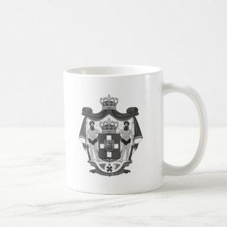 Greek Coat of Arms Coffee Mug