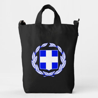 Greek Coat of arms Duck Bag