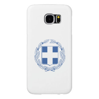 Greek coat of arms samsung galaxy s6 case