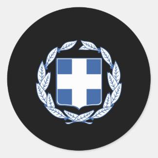Greek coat of arms sticker