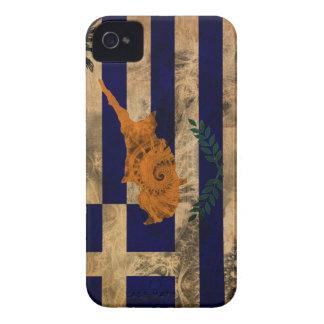 Greek Cyprus Flag iPhone 4 Case