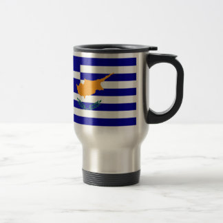 Greek Cyprus Flag Coffee Mug
