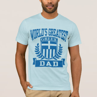 Greek Dad T-Shirt