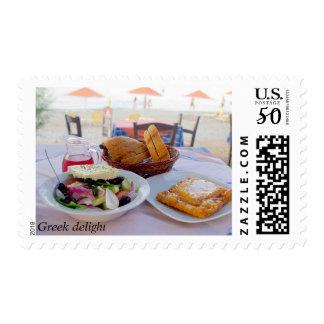 Greek delight postage