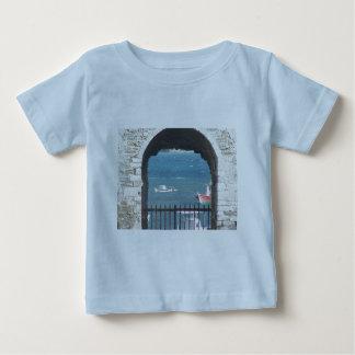 Greek Door to the Ocean Baby T-Shirt