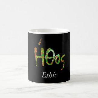 GREEK ETHIC COFFEE MUG