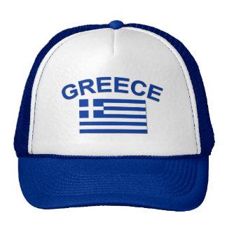 Greek Flag 2 Trucker Hat