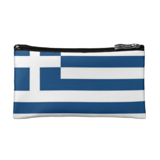 Greek flag bags