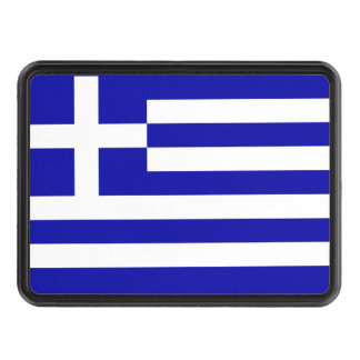 Greek Flag for Hitch Tow Hitch Covers