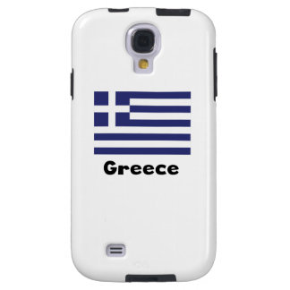 Greek Flag Galaxy S4 Case