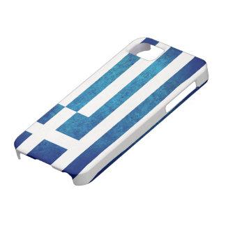 Greek Flag iPhone SE/5/5s Case