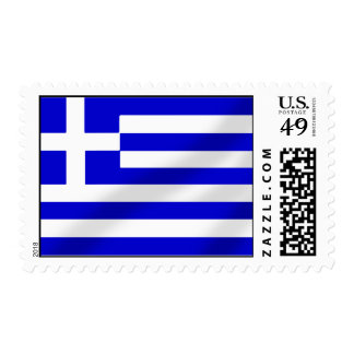 Greek flag of Greece hellenic flag gifts Postage