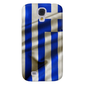 Greek Flag Samsung Galaxy S4 Case