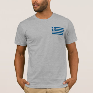 Greek Flag T-shirts and Gifts