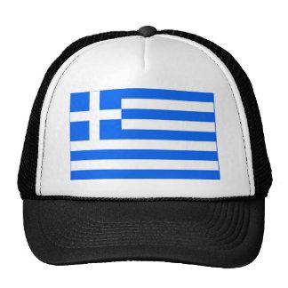 greek Flag Trucker Hat