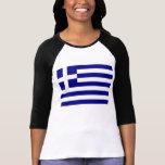 Greek Flag Tshirt