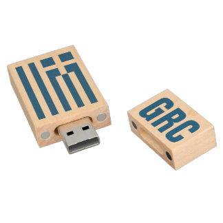 Greek flag USB pendrive flash drive for Greece