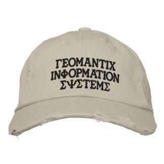 Greek GIS hat