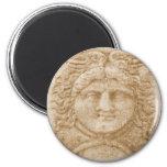 Greek God Hermes PICTURE  ancient image of Hermes Magnet