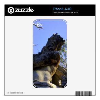 Greek God iPhone 4S Decals