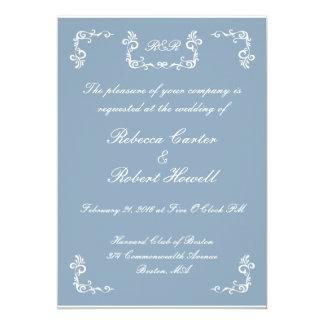 "Greek Goddess Wedding Invitation 5"" X 7"" Invitation Card"