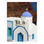 Greek Holidays Postcard