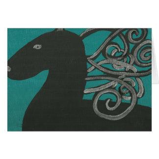 Greek Horse Cards