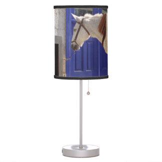 Greek Horse Desk Lamp