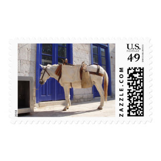 Greek Horse Postage