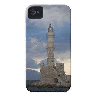 Greek Island of Crete and old town of Chania 2 iPhone 4 Case-Mate Case