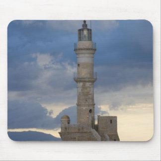 Greek Island of Crete and old town of Chania 2 Mouse Pad