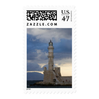 Greek Island of Crete and old town of Chania 2 Postage