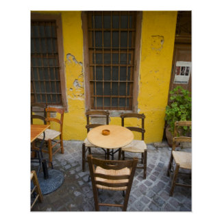 Greek Island of Crete and old town of Chania 3 Print