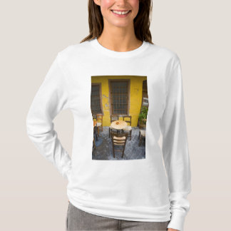 Greek Island of Crete and old town of Chania 3 T-Shirt